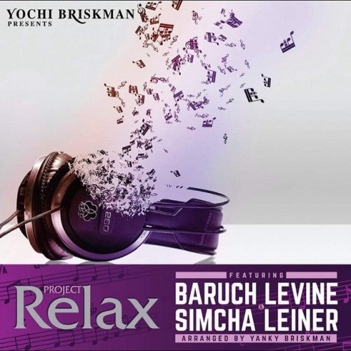 Project Relax 3 - Baruch Levine & Simcha Leiner