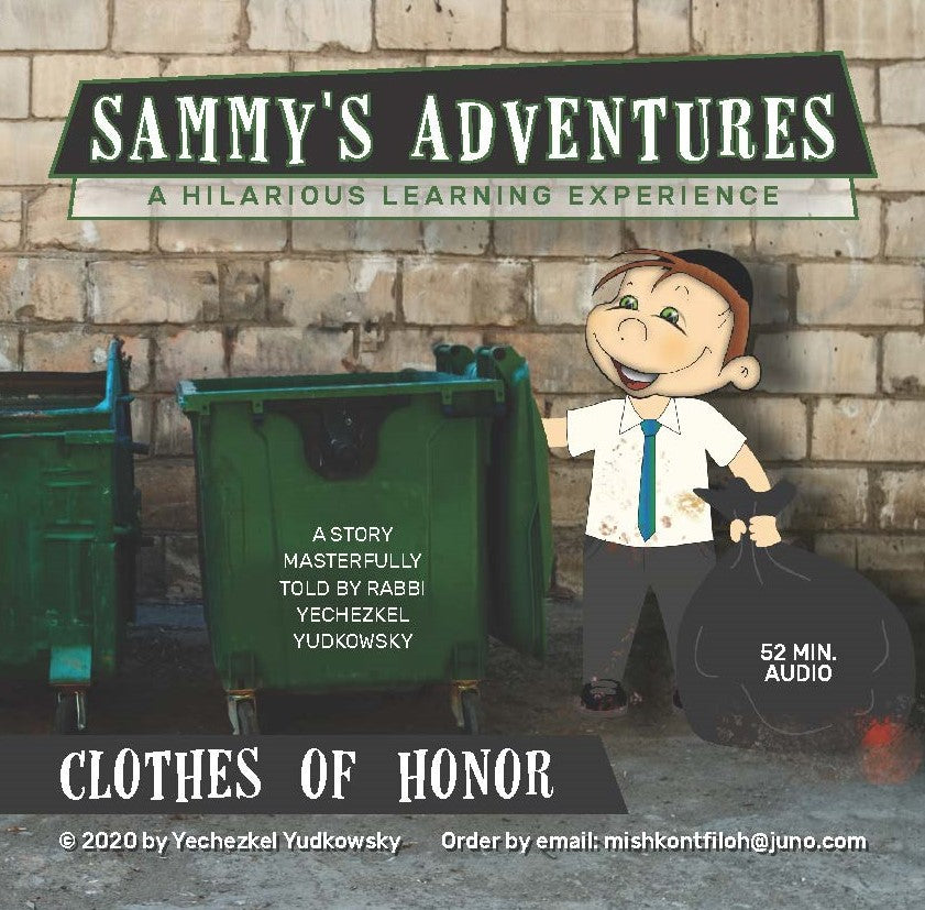 Sammy's Adventure - Clothes of Honor