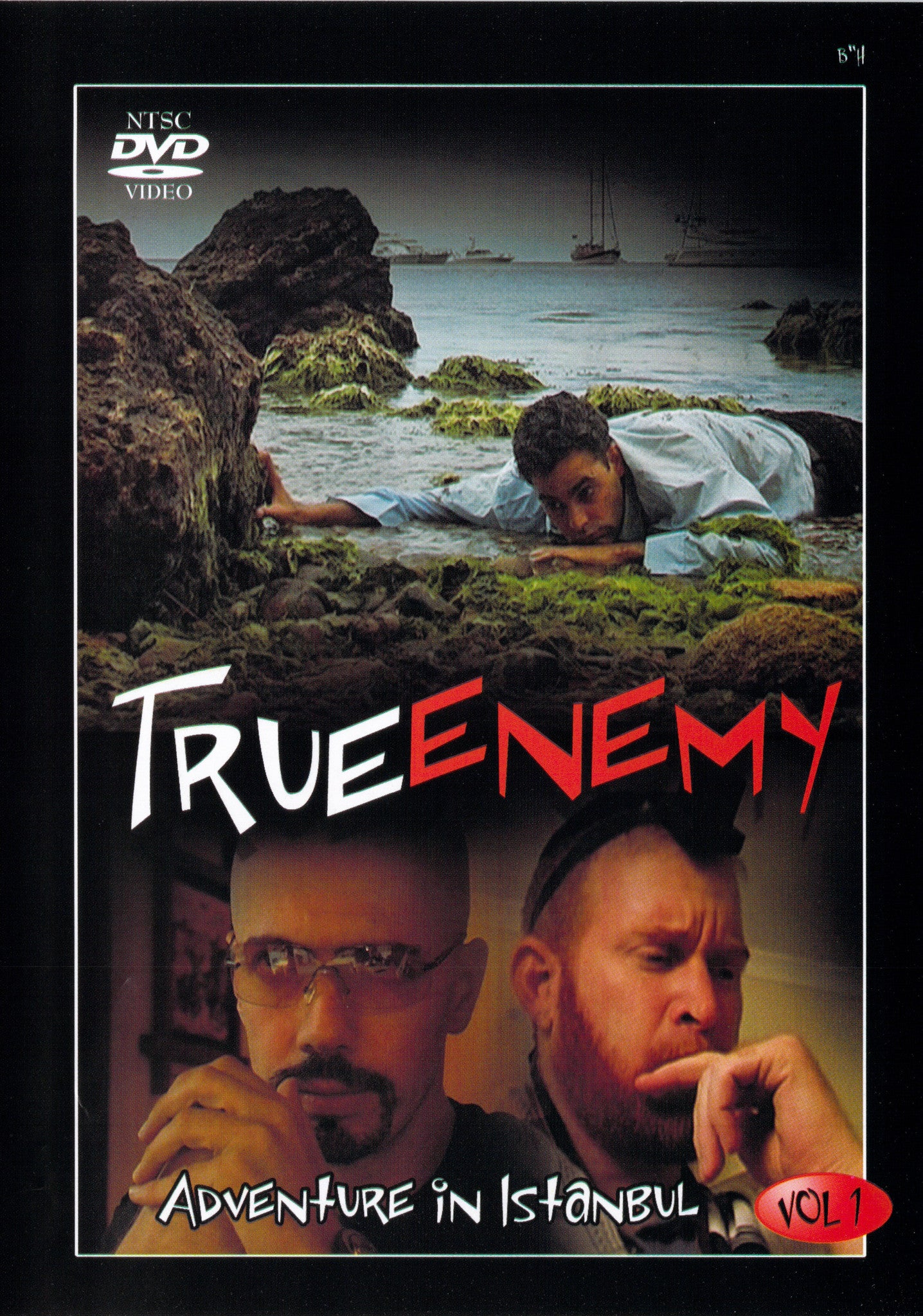 True Enemy - Vol 1 - Adventure In Istanbul