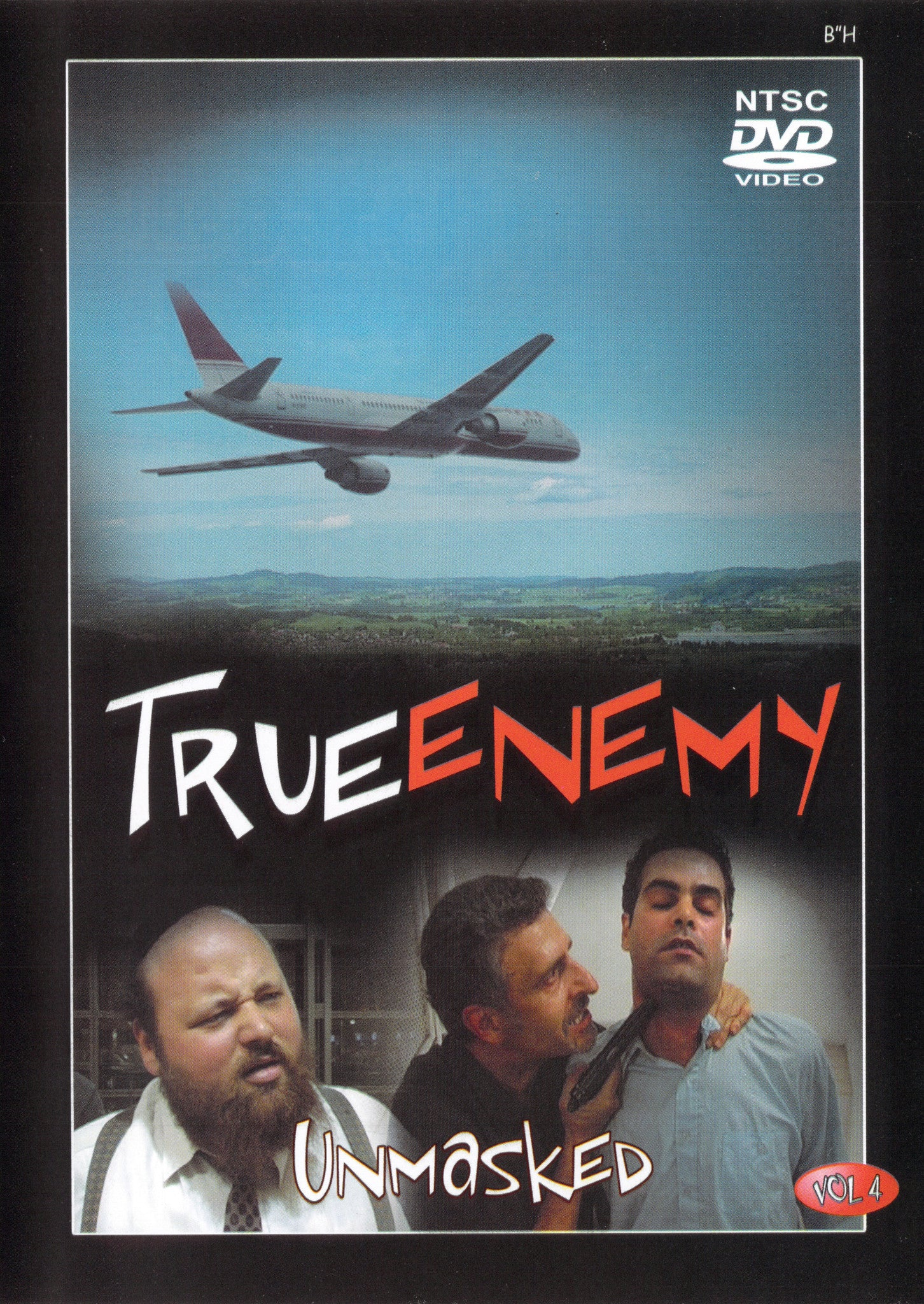 True Enemy - Vol 4 - Unmasked