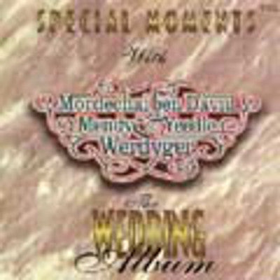 MBD Mendy Werdyger & Yeedle - Special Moments - Book
