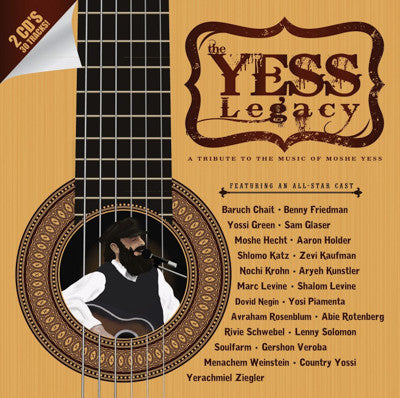 Moshe Yess - The YESS Legacy - A Tribute to the Music of Moshe Yess