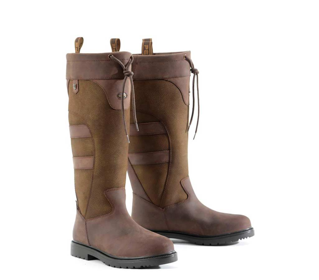 Muckle Roe Waterproof Country Boots