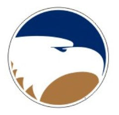 "Ga Southern Academic Logo Reflective 4"" Decal"