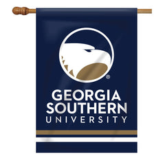 Georgia Southern Eagles Academic Logo House Banner