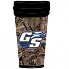 Georgia Southern 18 oz Travel Mug - Camo