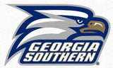 Georgia Southern Eagles Athletic Logo Embroidered Velcro Patch