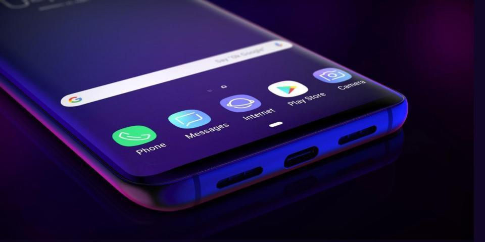 Samsung Galaxy S10 May Have In-Screen Fingerprint Scanner