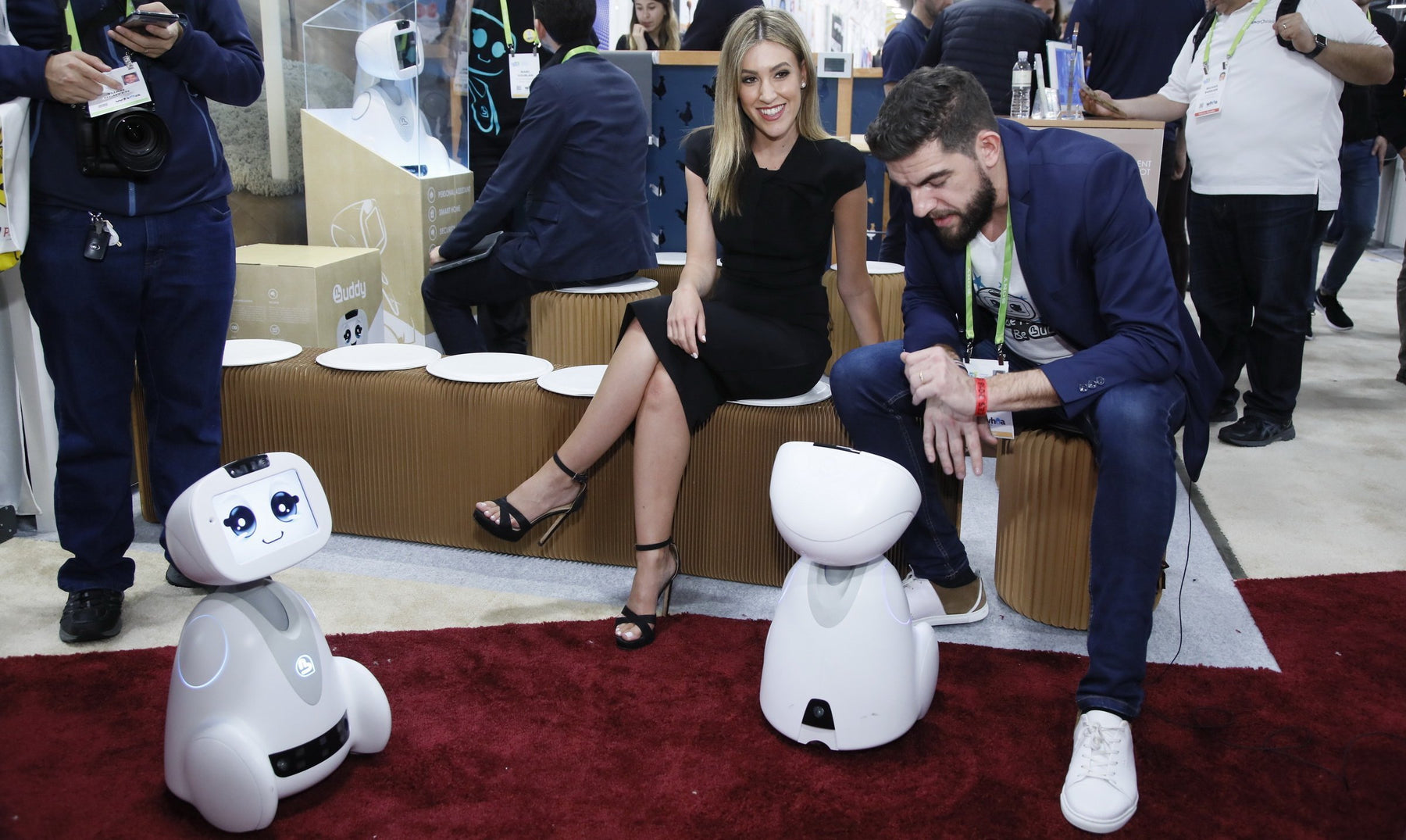 The Top 12 Trends and Highlights of CES 2018