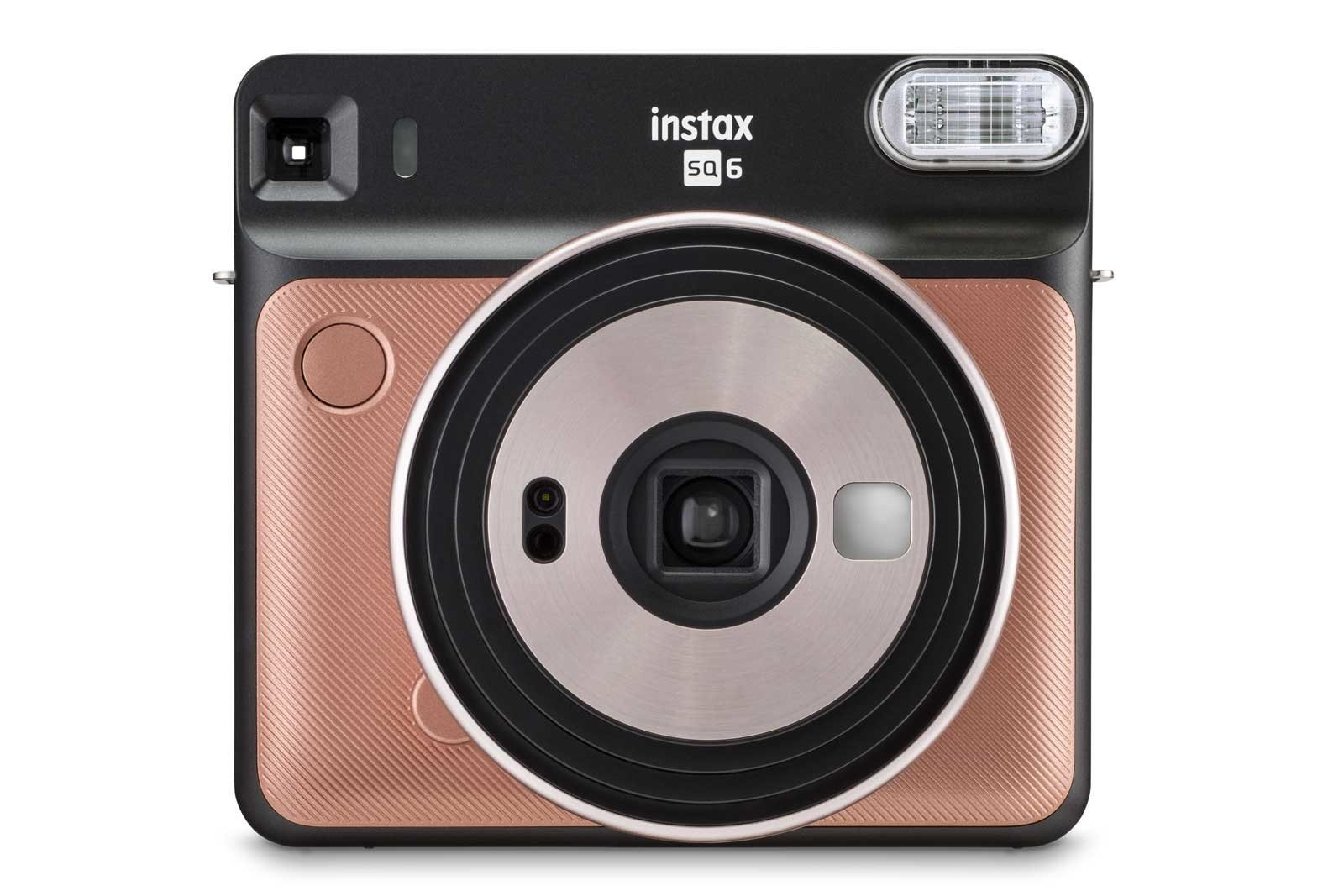 Fujifilm announces Instax Square SQ6 for Old-School Snaps