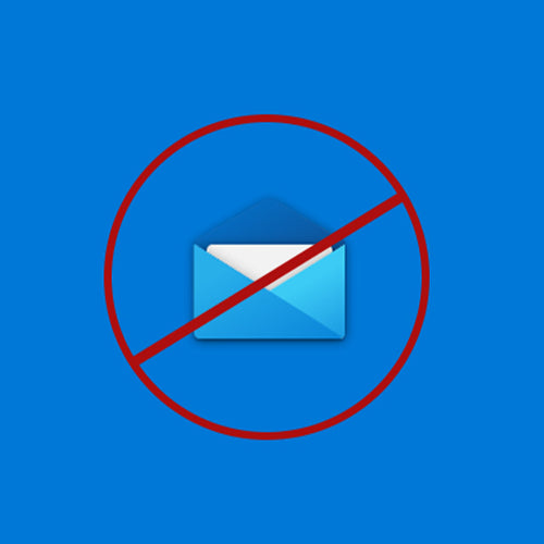 Windows error deletes Gmail emails in Mail app