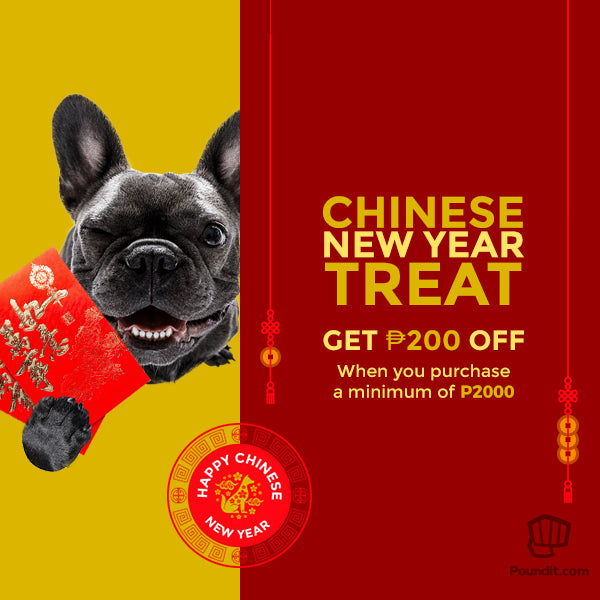 Happy Chinese New Year! <br>Let the Special Discounts & Sales Come to YOU!
