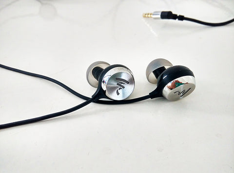 Focal Sphear Headphones - Close Up