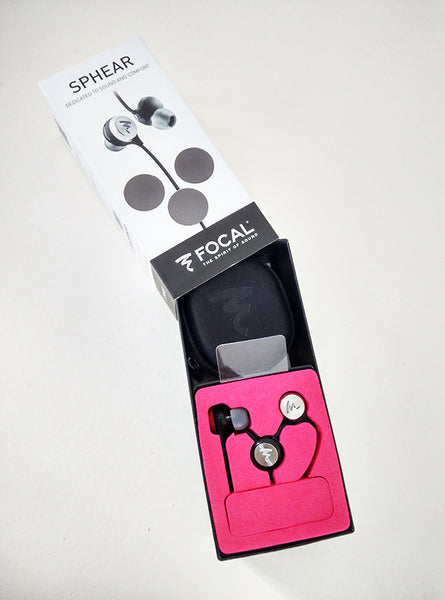 Focal Sphear Headphones - Semi-Boxed
