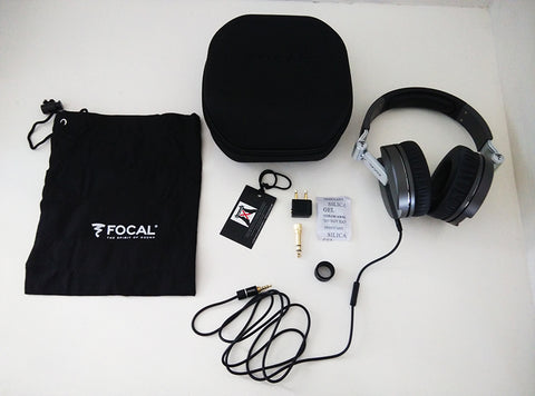 Focal Spirit One S Headphones - Unboxed 2