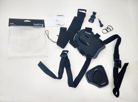 GoPro Fetch Harness Unboxed