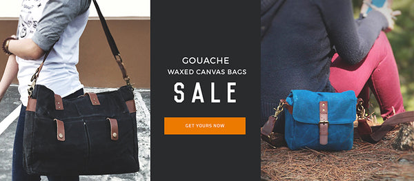 Gouache Bags Sale on YouPoundit