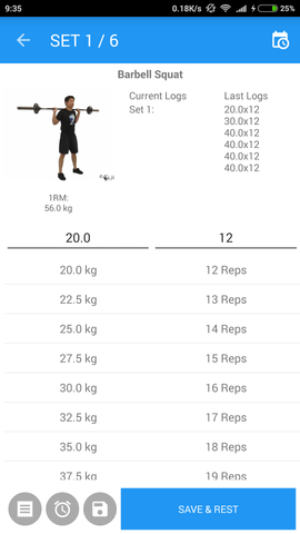 Jefit Workout App