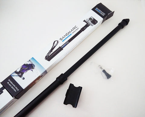 Sandmarc Pole - Black Edition with Accessories