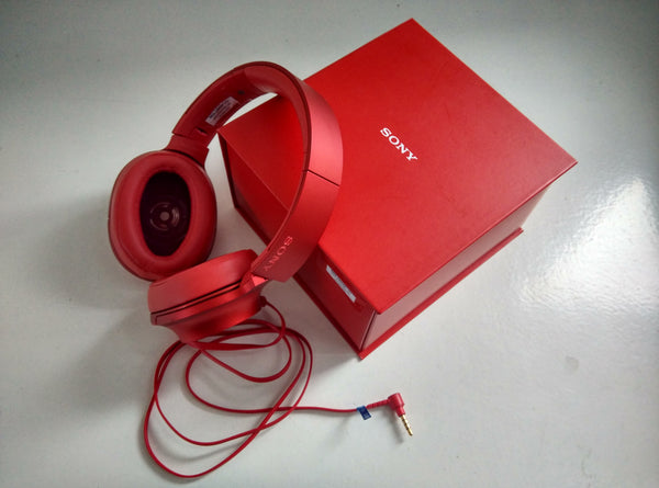Sony MDR-100AP Headphones with box