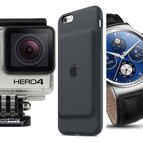 Link Roundup: Apple buying GoPro, the Hump, Huawei Watch on Sale