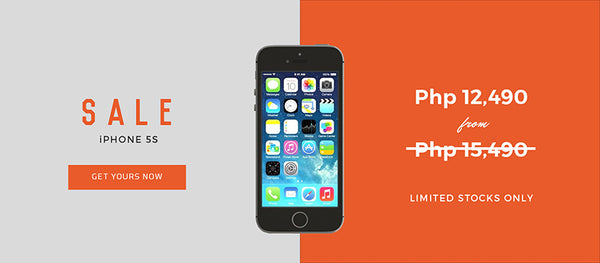 Certified Refurbished iPhone 5s Sale on YouPoundit