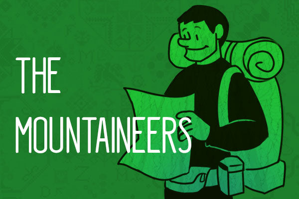 5 Types of Pinoy Travelers - The Mountaineers