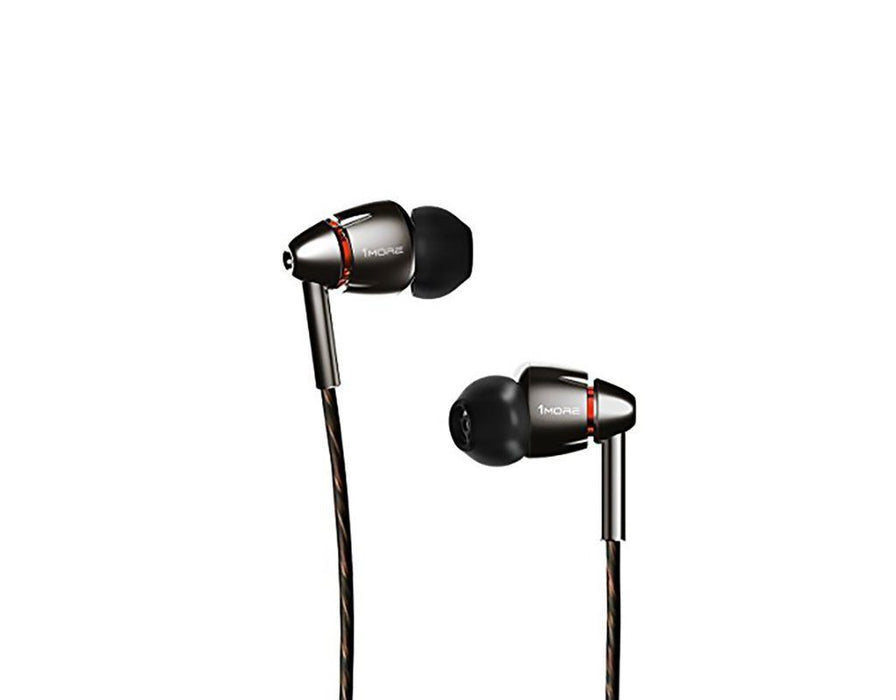 1MORE Quad Driver In-Ear Headphones in Black