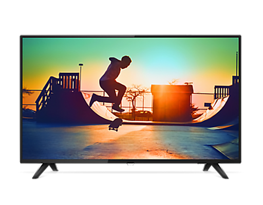 "Philips 50"" DIGITAL SMART 4K TV"