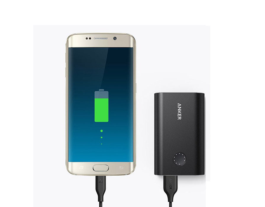Anker PowerCore+ 10050 Portable Charger- Gold