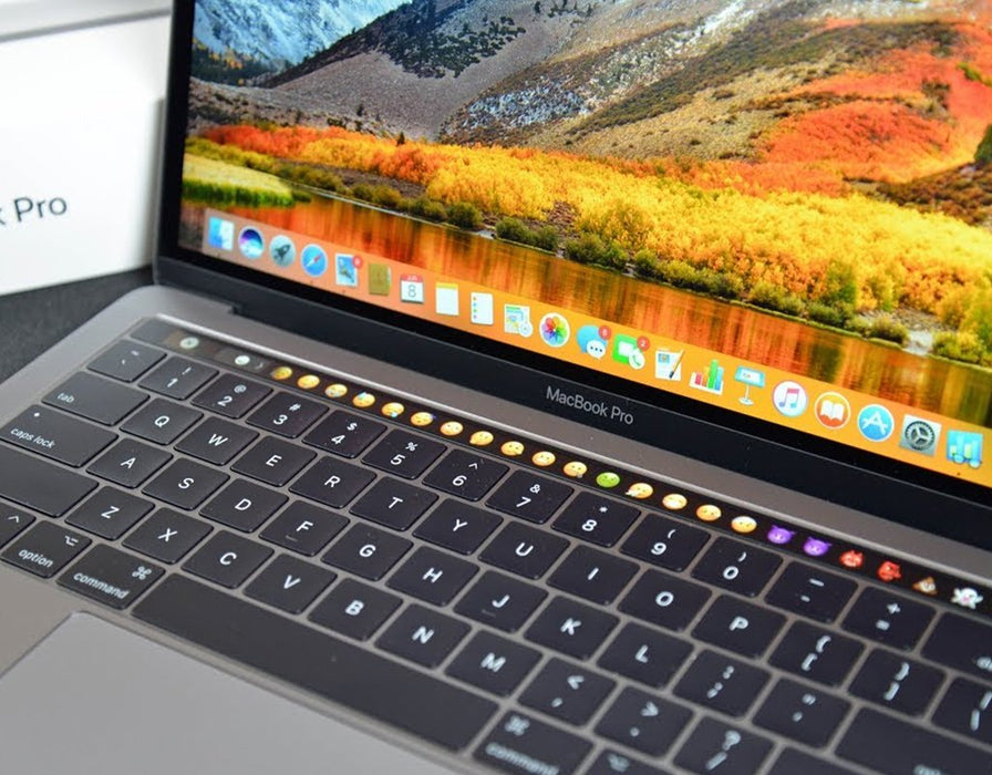 Apple Macbook Pro 13-inch 512GB with Touch Bar (2018)