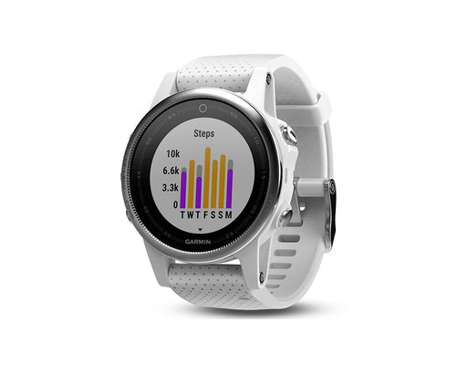 Fenix 5s- Carrara White