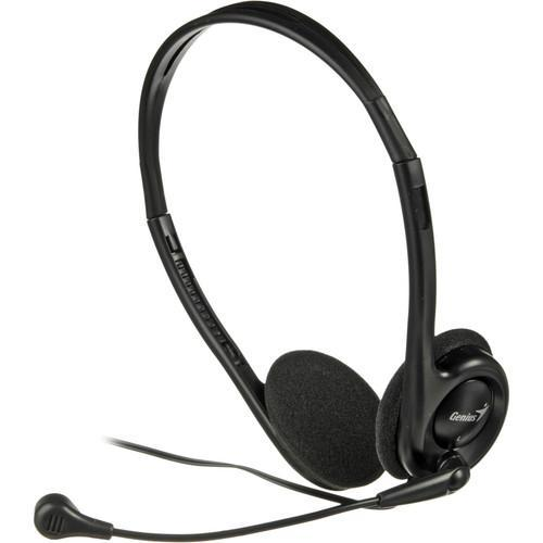 GENIUS HS 200C HEADSET with rotational microphone - Poundit