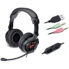 Genius GX Gaming HS G500V Vibration for game - Poundit