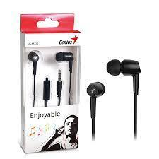 Genius HS M225 in ear headset Black - Poundit