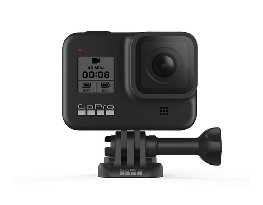 GoPro HERO 8 Action Camera - Black