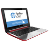 Laptops - HP NB Pavilion X360 11-K022TU (Red) - YouPoundit - 3