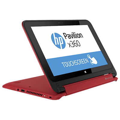 Laptops - HP NB Pavilion X360 11-K022TU (Red) - YouPoundit - 5