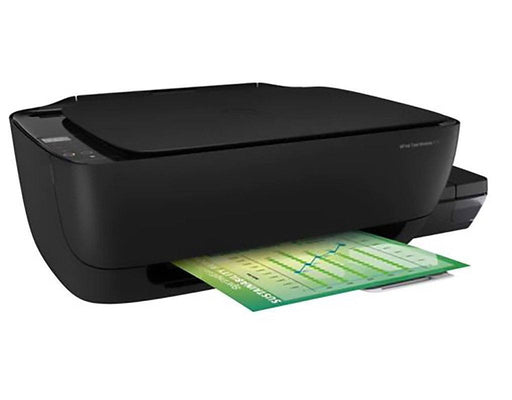 HP Ink Tank 415 AiO WL CISS Printer - Print, Copy, Scan, Wireless - Poundit