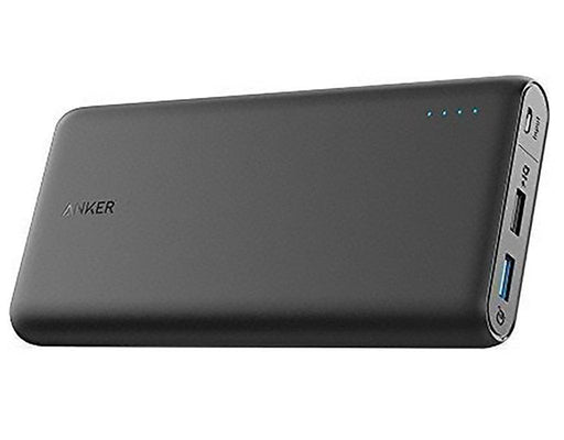 PowerCore Speed 20000 with Quick Charge 3.0&Power IQ UN Black - Poundit