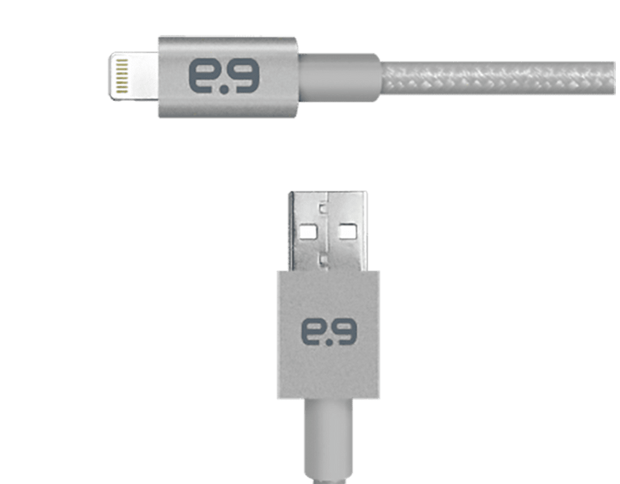 Pure Gear - Mettalic Charge Sync Lightning Cable