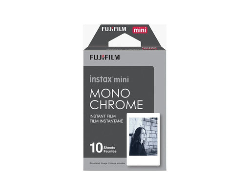 Fujifilm Instax Mini Film (Monochrome) - Poundit