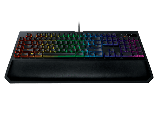 Razer Blackwidow Ultimate Chroma V2 - Razer Green Switch - Poundit