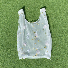 Load image into Gallery viewer, Floral Mesh Bag