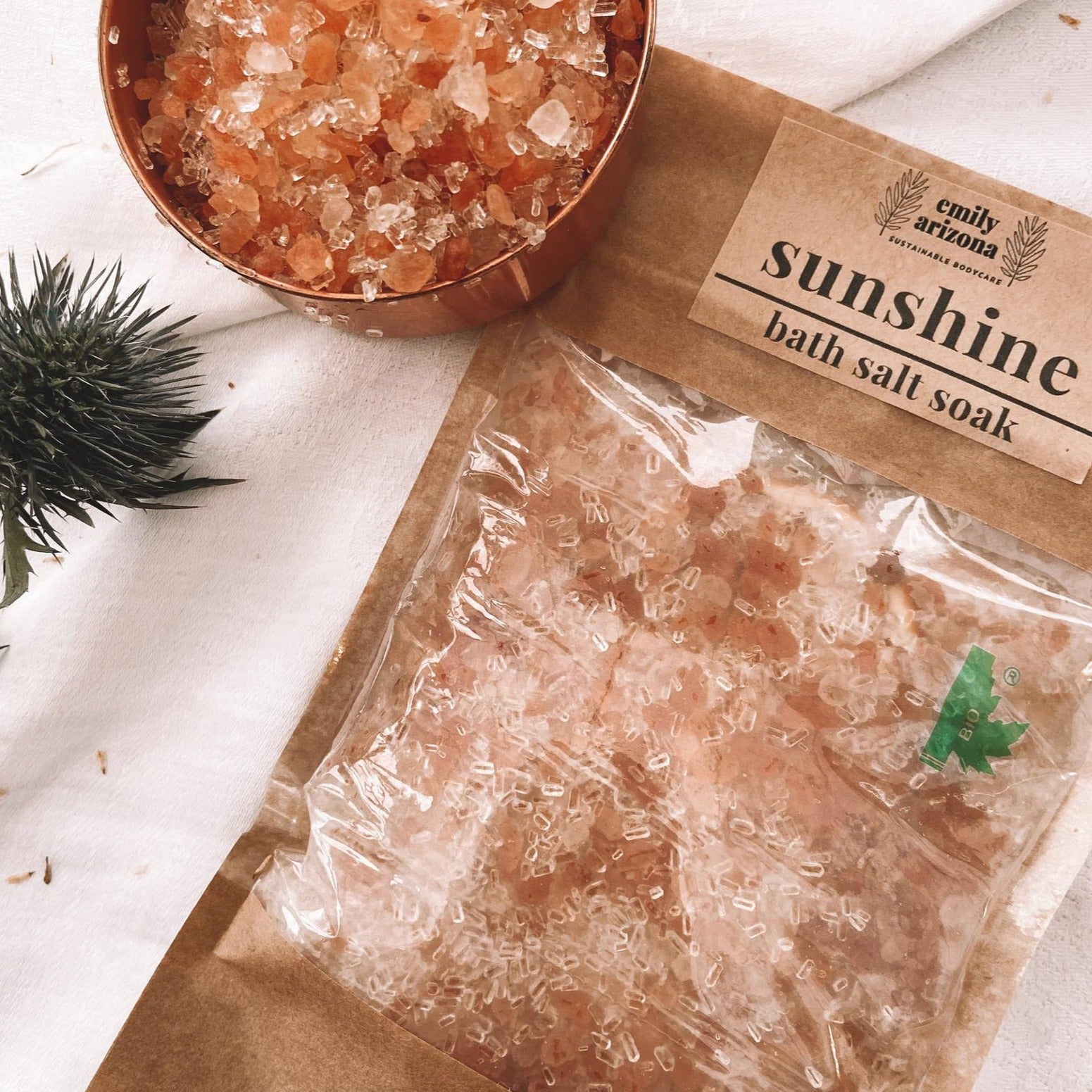Sunshine Bath Salt Soak