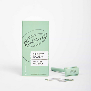 Mint Green Safety Razor