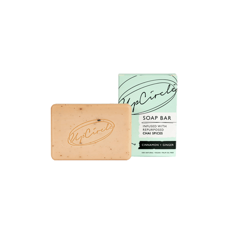 Cinnamon and Ginger Soap Bar