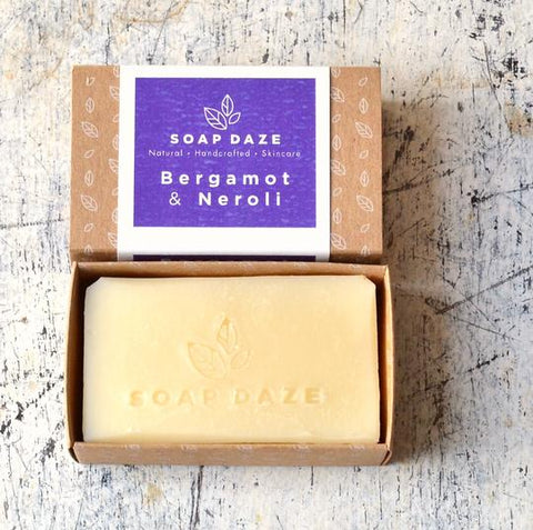 Bergamot and Neroli Vegan Soap Bar