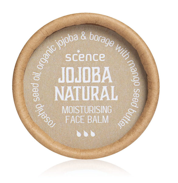 Natural Jojoba Face Balm - 17g
