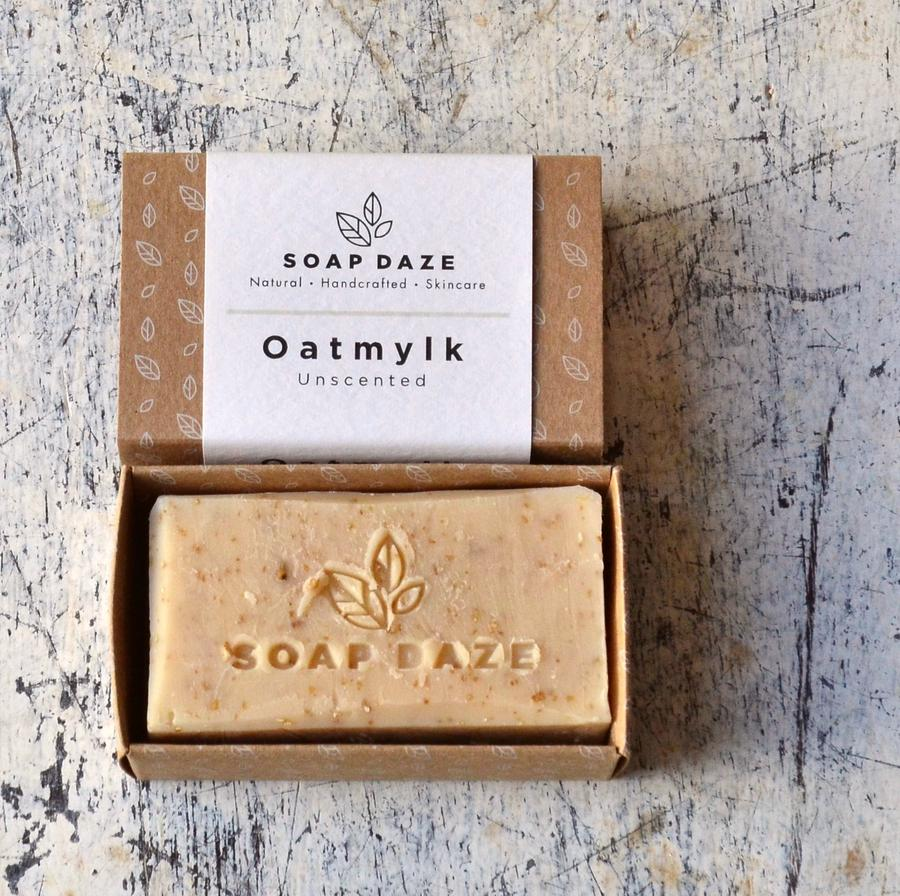 Oatmylk Vegan Soap Bar